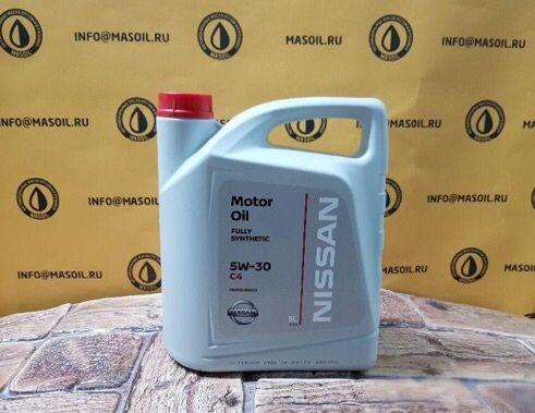 Масло моторное nissan 5w30 dpf diesel дизель сажевый