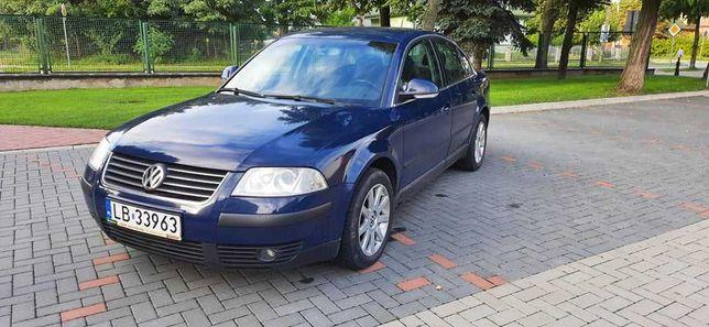 VW Passat 12/2004, prywatnie, oryginalny przebieg, 6 biegow