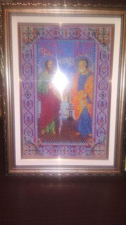 Продам Икону Петра и Павла