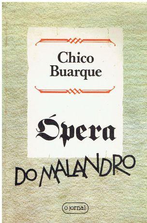 3782 - Literatura - Livros de Chico Buarque (vários)