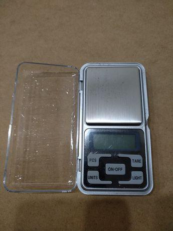 Весы карманные ювелирные MH-200