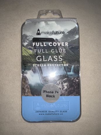 защитное стекло на iPhone 7+