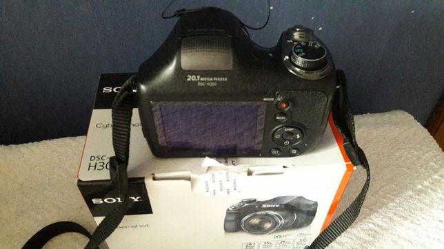 Продам фотоаппарат sony H300