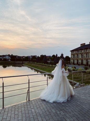 Весільна сукня Berta Millanova Crystal свадебное платье