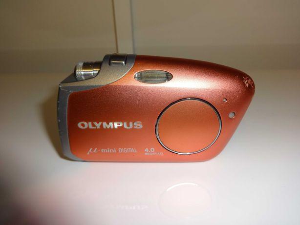 Aparat Olympus Mju-Mini Digital + akcesoria