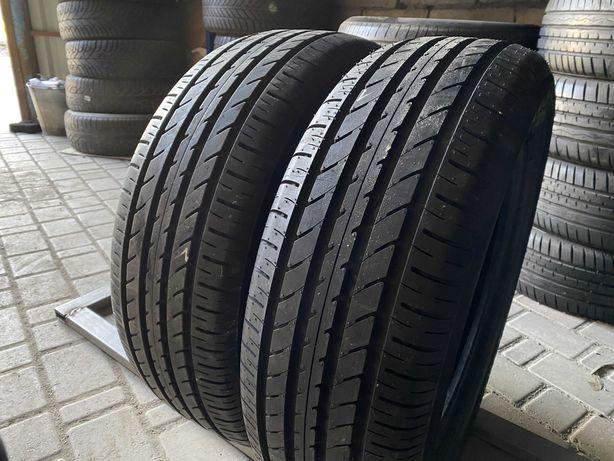 лето 205/60/R16 КАК НОВЫЕ Toyo NanoEnergy R38 2шт резина шины
