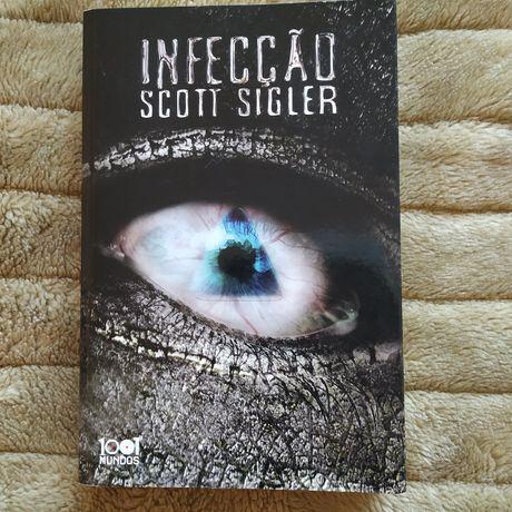 Livro Infeção de Scott Sigler