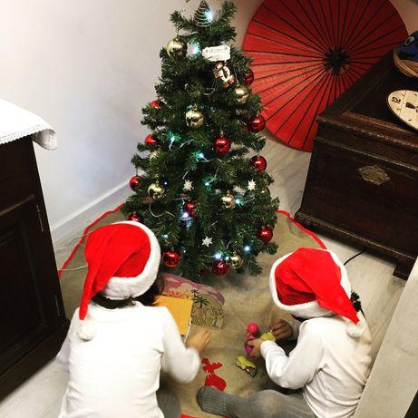 Arvore de Natal + Tapete Arvore de Natal