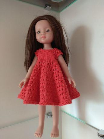 Платье для куклы Паола Рейна 32 см