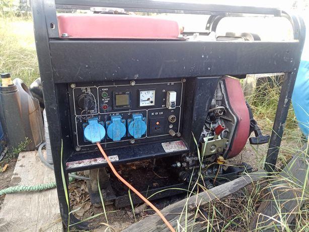 Agregat prądotwórczy diesel 4.5/5kw
