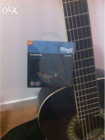 Guitarra viola clássica (Pack)