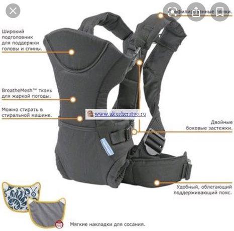 слин кенгуру переноска рюкзак