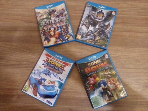 Zestaw gier na Nintendo Wii U