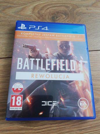 Battlefield 1 Rewolucja. PS4 PL