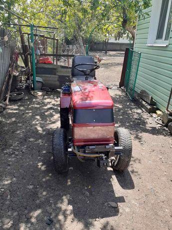 Продам мини -трактор Форте