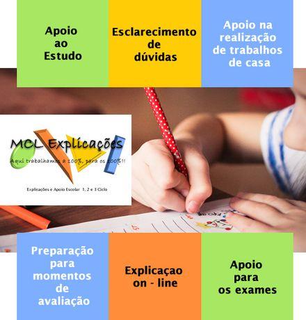 MCL Explicações Leiria - Explicações On line