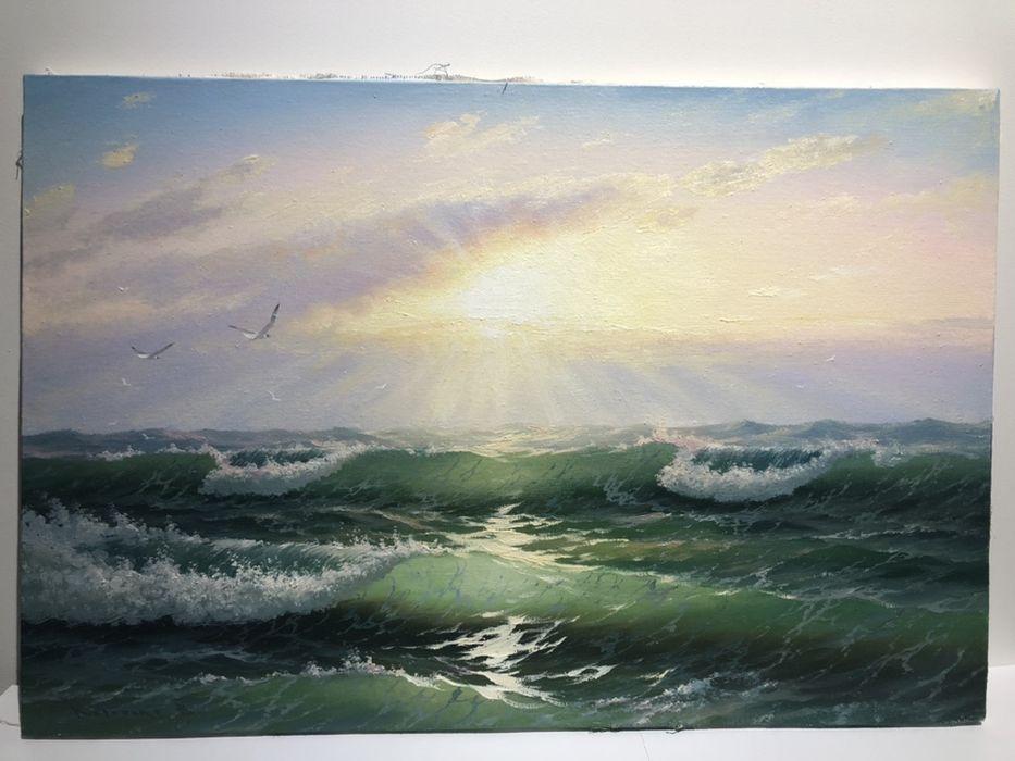 Картина Море Солнце Киев - изображение 1