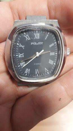 Полет.часы мужские механические. Рабочие.ссср.17камней!