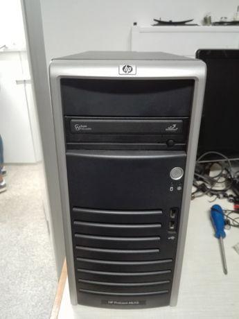 Servidor HP Proliant ML115