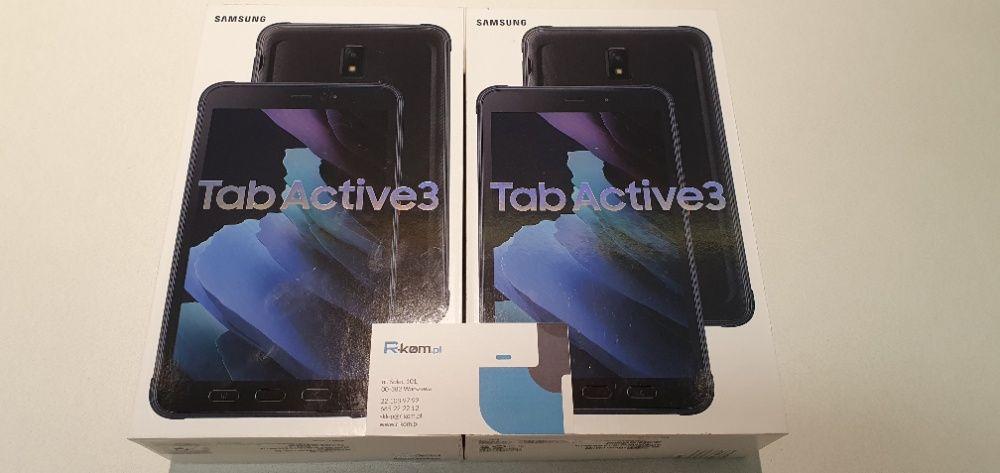 Nowy SAMSUNG Galaxy TAB ACTIVE 3 T575 LTE 4/64GB Faktura VAT 23% Warszawa - image 1