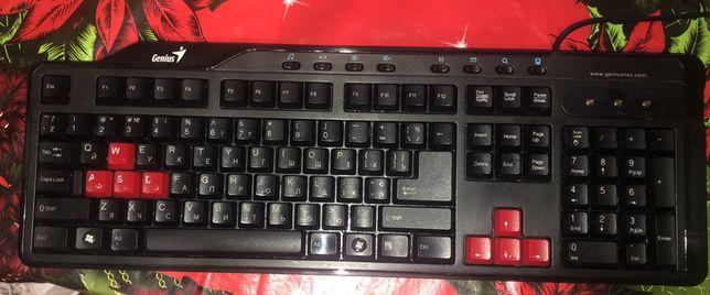 Клавиатура игровая genius kb-g235