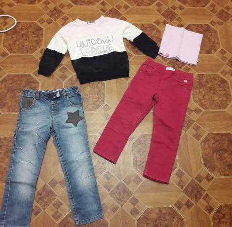 Одежда 4-5 лет рост 104