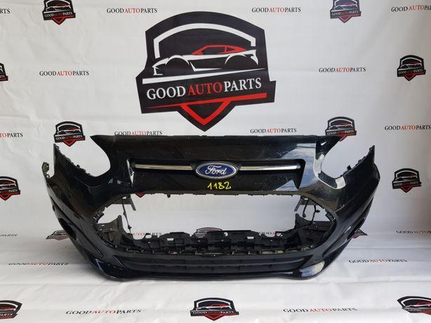 Бампер передний Ford connect 2012- форд коннект