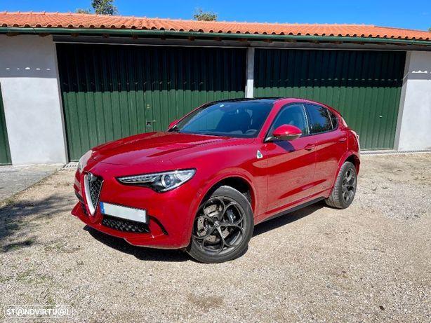 Alfa Romeo Stelvio 2.9 T Quadrifoglio AT8 Q4
