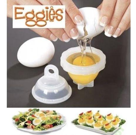 Топ продаж!!Формы для варки яиц без скорлупы!!