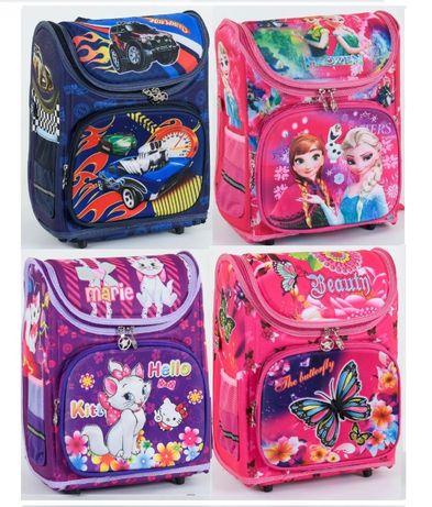 Рюкзак школьный ортопедический, школьный портфель, твердый каркас