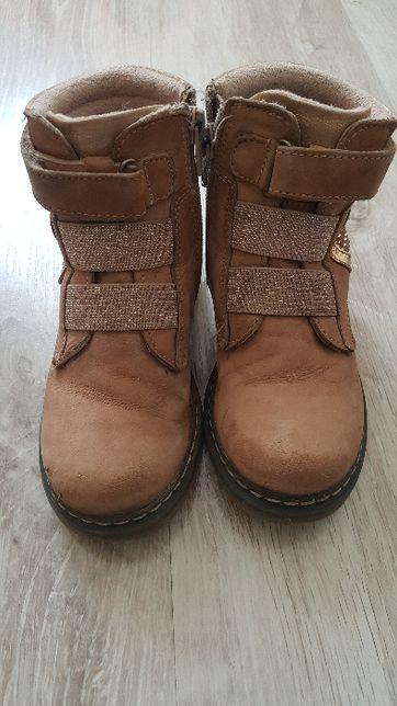 Kozaki Lasocki Kids rozmiar 26 - buty zimowe