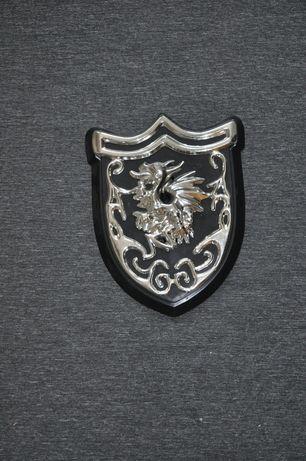 tarcza rycerska strój karnawałowy