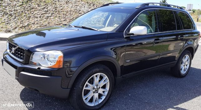 Volvo XC 90 2.4 D5 7L Nivel 3 Geartronic