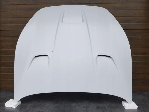 Maserati GRANTURISMO MC STRADALE LIFT -- maska, pokrywa silnika CARBON