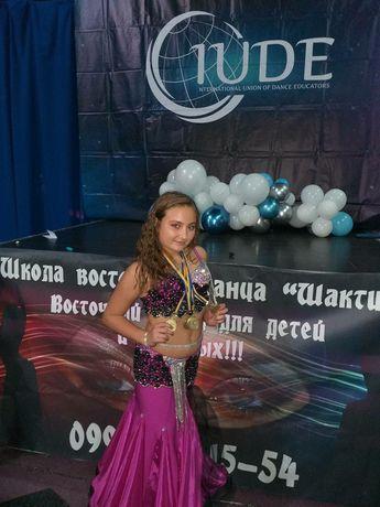 Костюм для східних (восточних) танців С-М