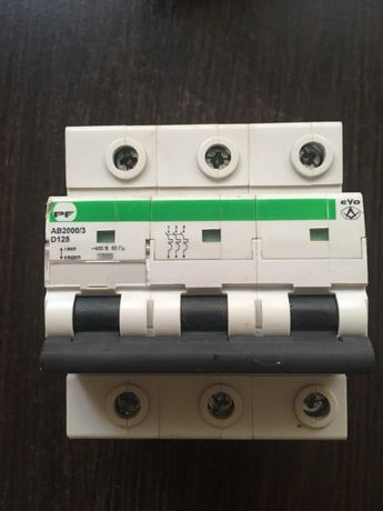 Автоматический выключатель Промфактор АВ2000/3 C125 400 EVO