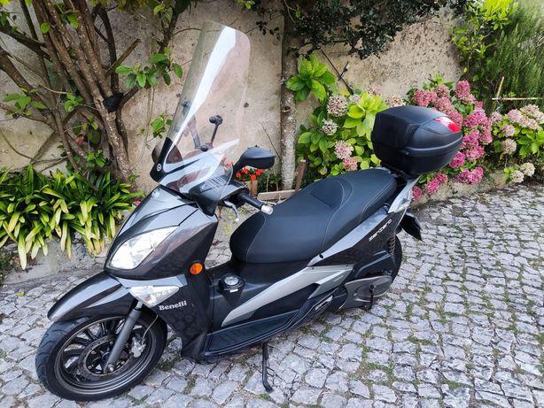 Benelli Zenzero 350 - Scooter - 2012