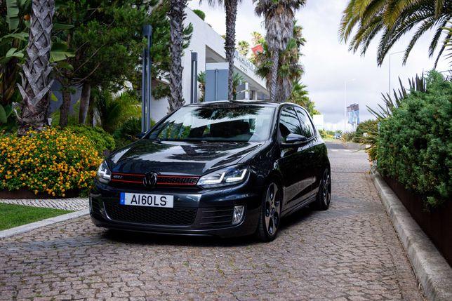 VW Golf 6 GTI 2.0 TSI DSG
