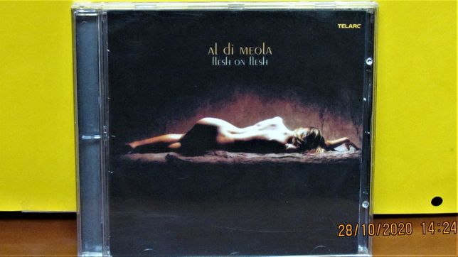Al Di Meola - Flesh On Flesh; CD; (NM)