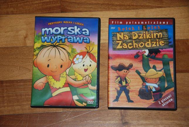 3 płyty DVD - Bolek i Lolek