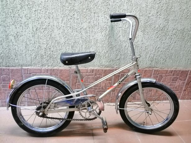 VELAMOS rowerek retro dla dziecka, made in Czechosłowacja
