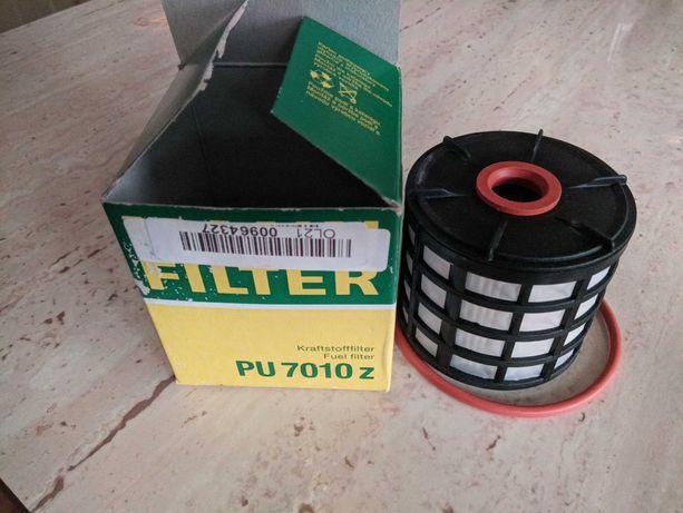 Фільтр паливний Mann-Filter PU7010Z