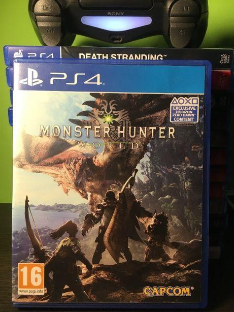 Monster Hunter World PS4/PS5