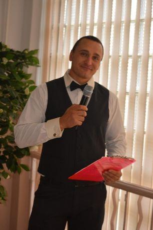 Тамада ведущий на свадьбу выпускной корпоратив музыка херсон николав