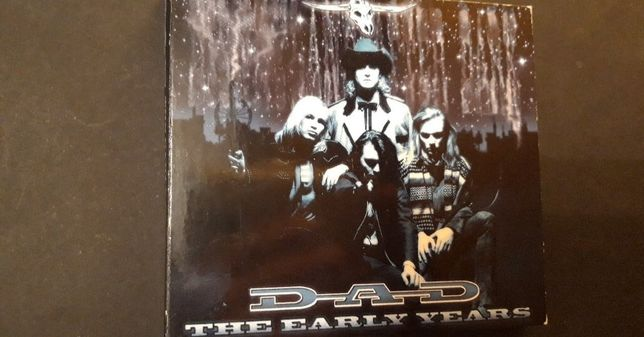 D-A-D ‎– The Early Years, 2CD , 2000rok, DOGIPACK
