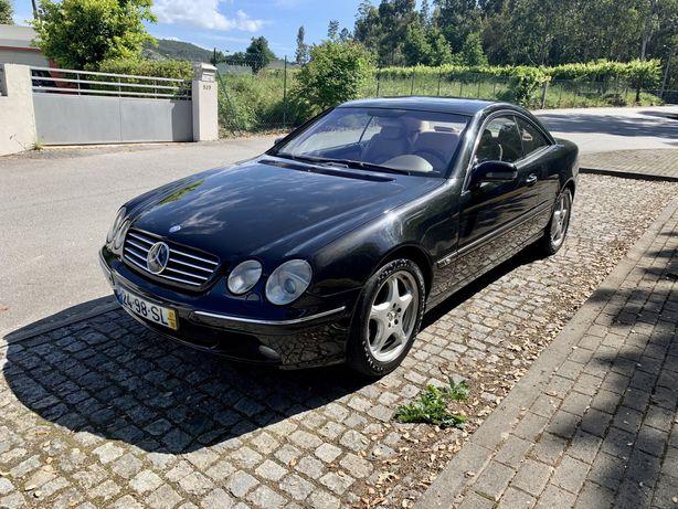 Mercedes CL 500