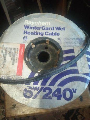 Саморегулируремый греющий кабель