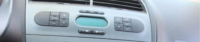 Panel klimatyzacji Seat Toledo 1P0