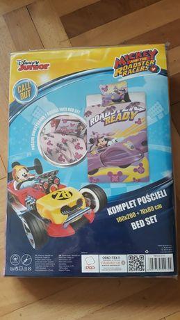 Disney komplet Pościel poszewki dzieci 160x200