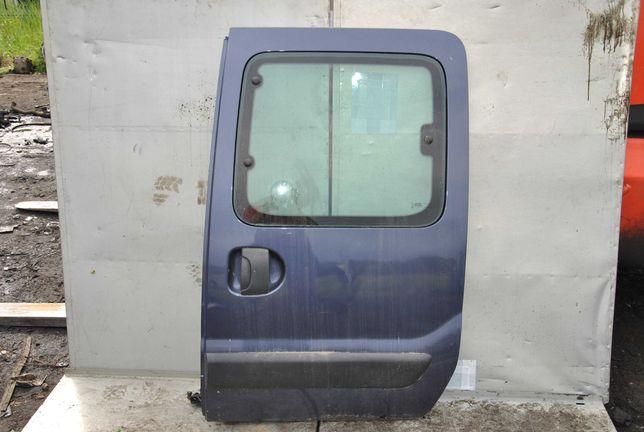 Drzwi przesówne lewe Kangoo 1 lift